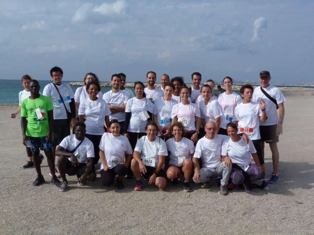 Course solidaire pour la crèche Plein Soleil à Marseille !