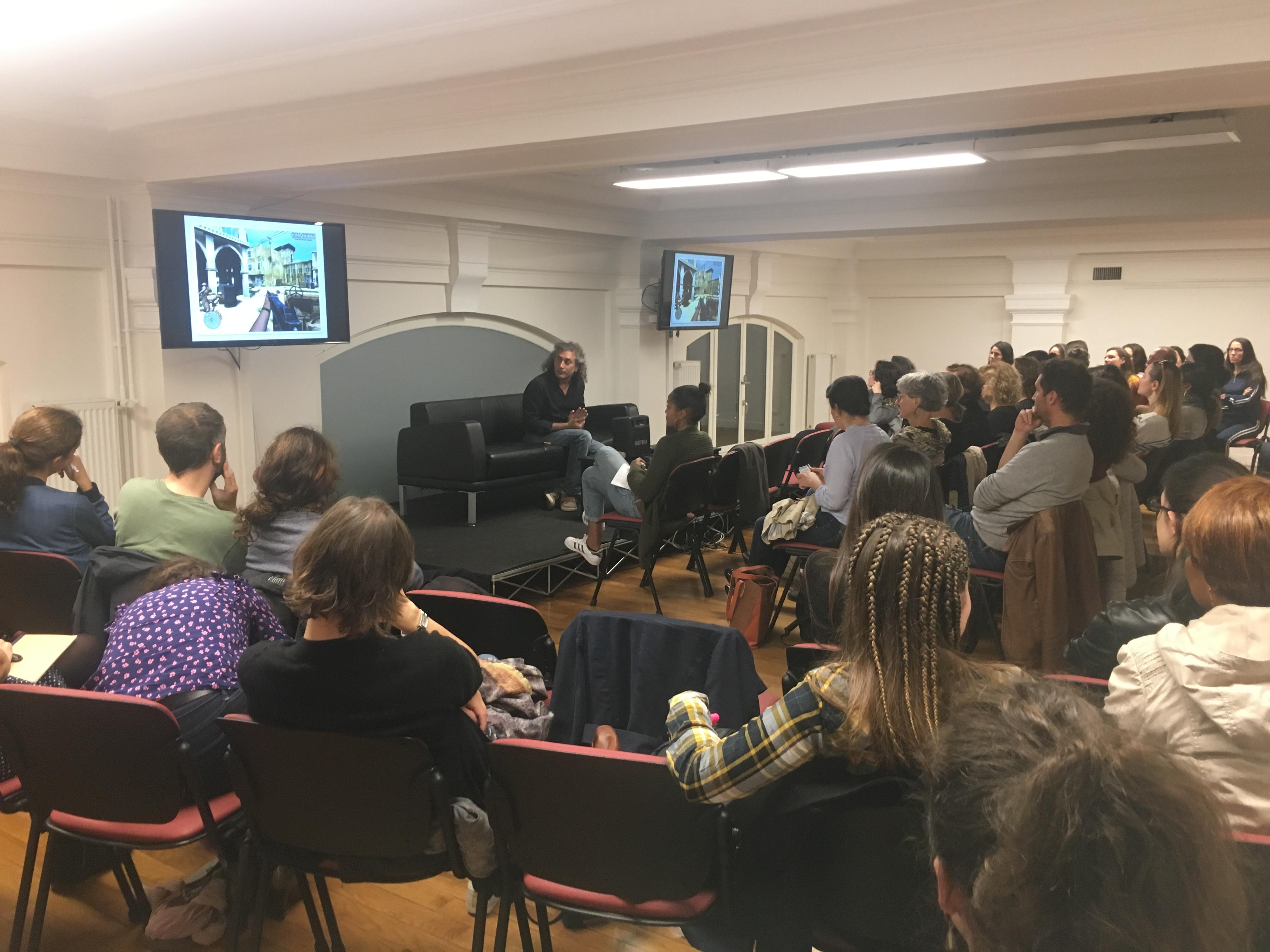 Conférence «Les jeunes et les écrans»