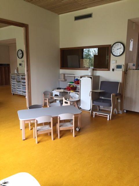 Multi-accueil de Longeville lès Saint Avold