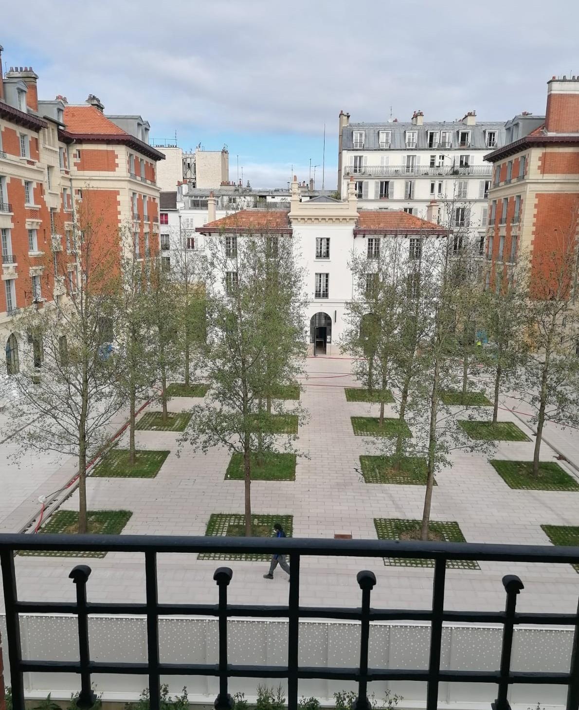 Ouverture du Multi-Accueil Les Minimes (Paris 3)