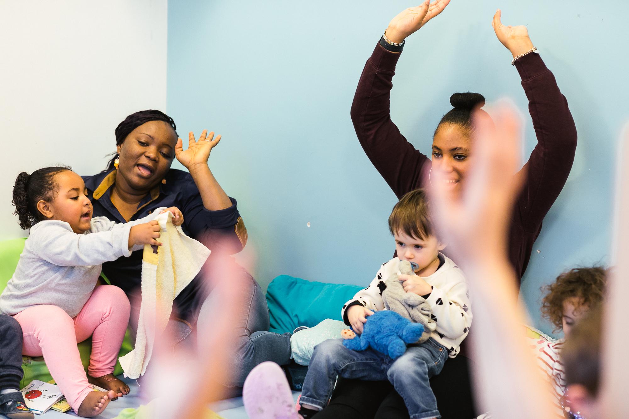 En 2021, rendez-vous dans nos lieux d'accueil parents-enfants!