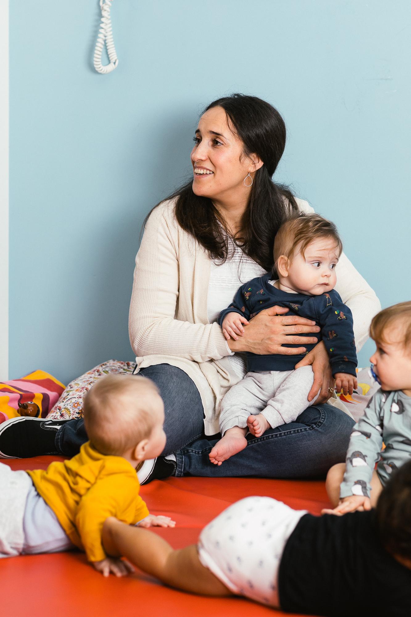 A la découverte du métier d'éducateur de jeunes enfants
